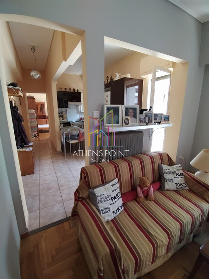 Πωλείται διαμέρισμα 3ου στην Καλλιθέα 63 τμ