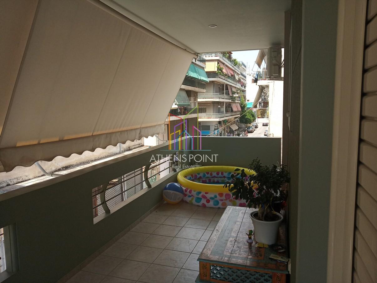 Διαμέρισμα 85τμ στα κάτω Πατήσια
